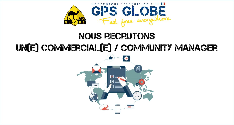 Offre d'emploi GPS GLOBE