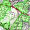 Département IGN - Hauts-de-Seine 92 - 1 : 25 000