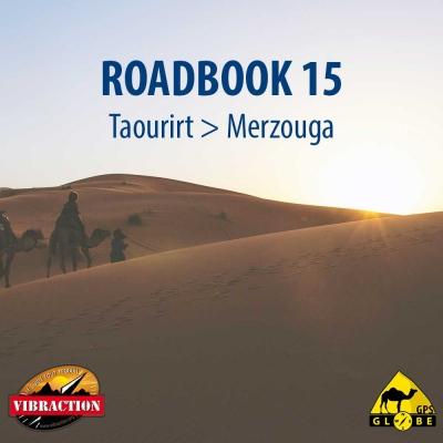 RB 15 - Maroc (Taourirt à Merzouga) - Vibraction