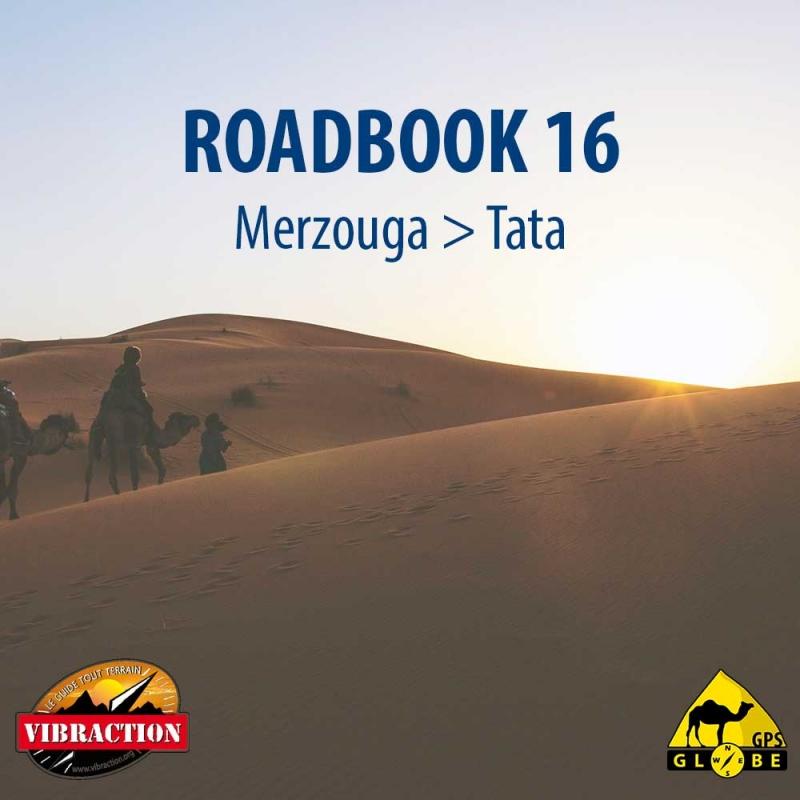 RB 16 - Maroc (Merzouga à Tata) - Vibraction