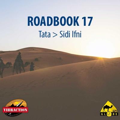 RB 17 - Maroc (Tata à Sidi Ifni) - Vibraction