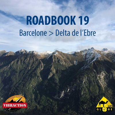 Roadbook 19 - Barcelone à Delta de l'Ebre - Vibraction