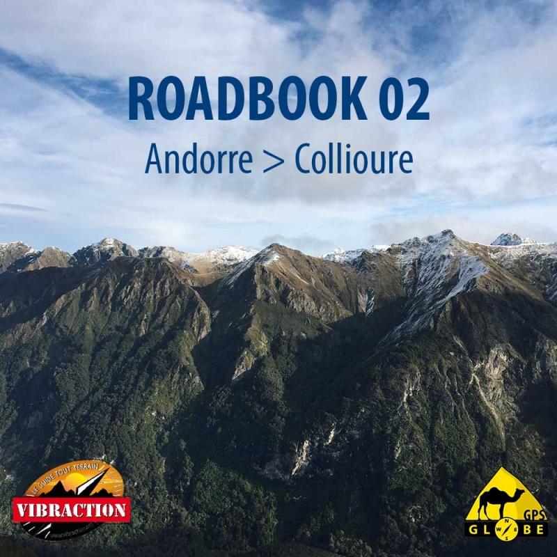 RB 2 - Andorre à Collioure - Vibraction