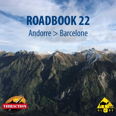 RB 22 - Andorre à Barcelone - Vibraction