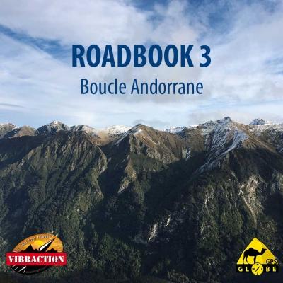 RB 3 - Boucle Andorrane - Vibraction