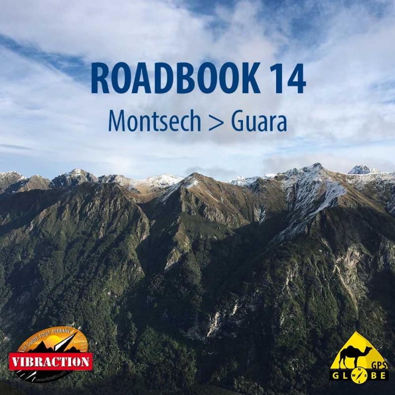 RB 14 - Montsech à Guara - Vibraction