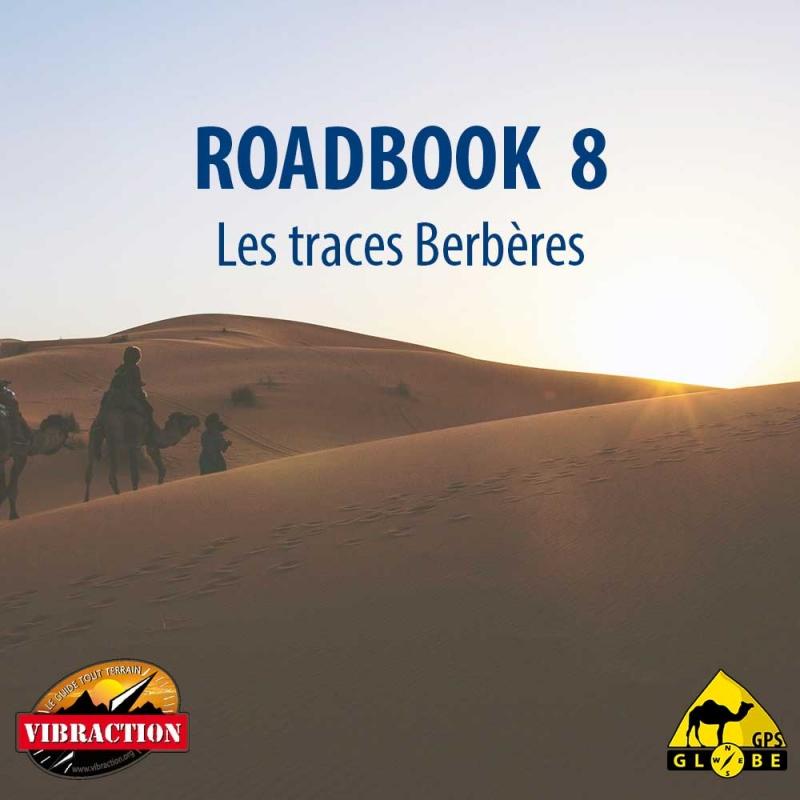 RB 8 - Maroc (traces berbères) - Vibraction