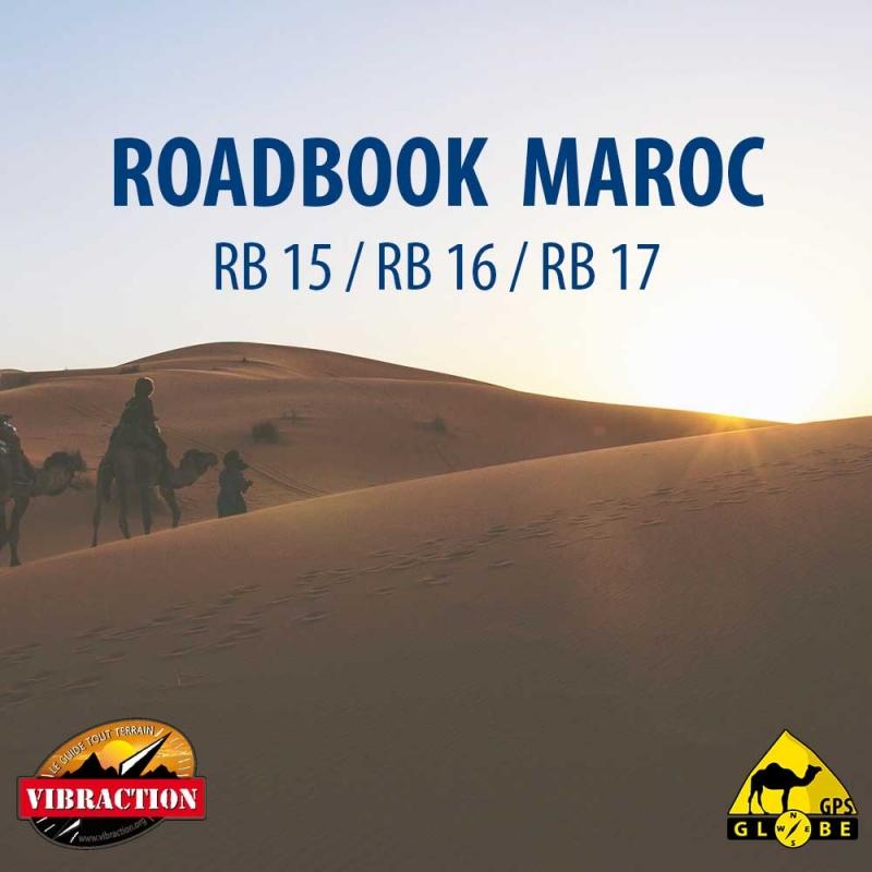 RB 15 / 16 / 17 - Maroc trilogie -Vibraction