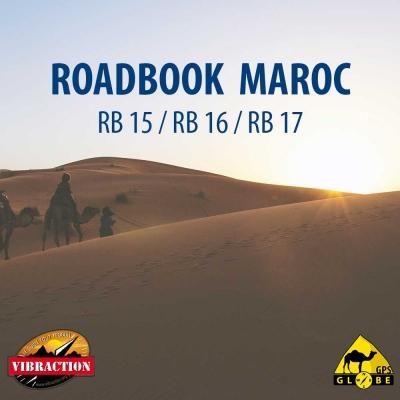 RB 15 / 16 / 17 - Maroc Trilogie - Vibraction