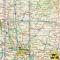 Etats-Unis (Nord Est) - Carte touristique - 1 : 1 250 000