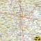 Ukraine - Carte touristique - 1 : 1 000 000