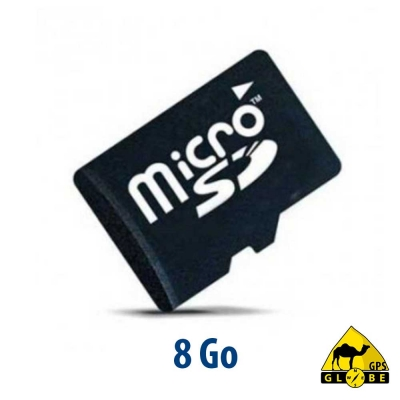 Carte micro SD - 8 GB