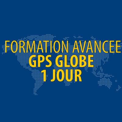 FORMATION AVANCEE GPS GLOBE 1 JOUR