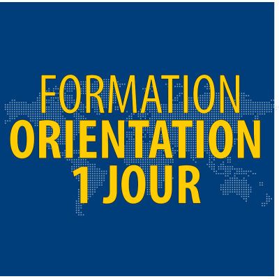 FORMATION ORIENTATION 1 JOUR