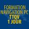FORMATION NAVIGATION PC TTQV 1 JOUR