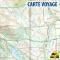Etats-Unis (Californie) - Carte touristique - 1 : 850 000