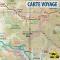 Etats-Unis (Nord Ouest) - Carte touristique - 1 : 750 000