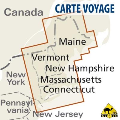 Etats-Unis (Nouvelle Angleterre) - 1 : 600 000