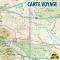 Etats-Unis (Sud Ouest) - Carte touristique - 1 : 1 250 000