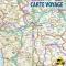Balkans - Carte voyage - 1 : 750 000