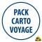 Pack Asie - Toutes les cartes Voyage