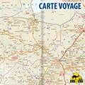 Namibie - Carte touristique - 1 : 1 200 000