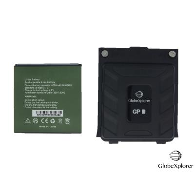 Batterie grande capacité - GP III