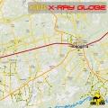 Paraguay - X-Ray Globe - 1 : 100 000 TOPO Relief