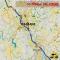 Swaziland - X-Ray Globe - 1 : 100 000 TOPO Relief