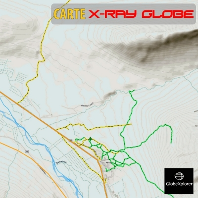 Islande - 1 : 100 000 - GlobeXplorer
