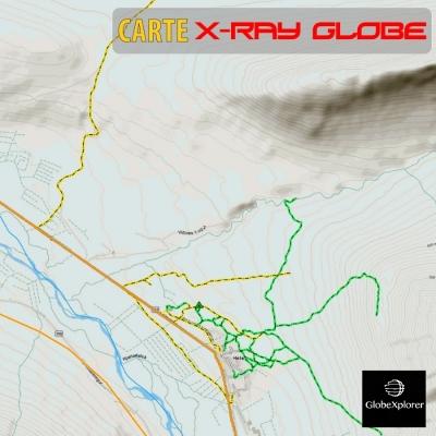 Islande - Xray GlobeXplorer - 1 : 30 000