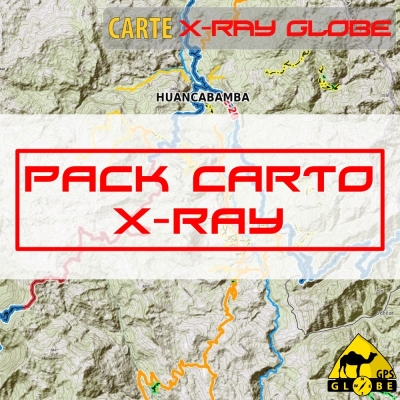 Pack cartographique TENERE