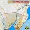 Mozambique - X-Ray Globe 1 : 100 000 TOPO RELIEF