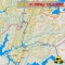 Burundi/Rwanda- X-Ray Globe 1 : 100 000 TOPO RELIEF