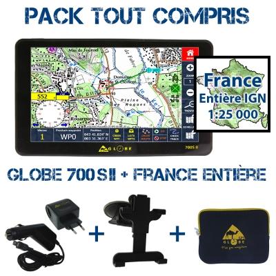Pack Tout-compris Globe 700S II
