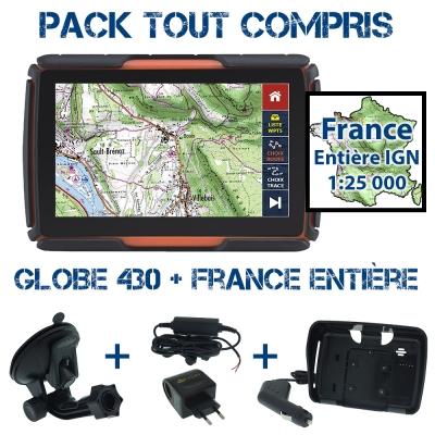 Pack Tout Compris Globe 430 + France Entiere
