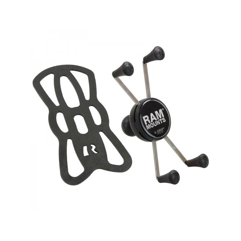Support guidon - RAM MOUNT - IPX et Globe Phone II