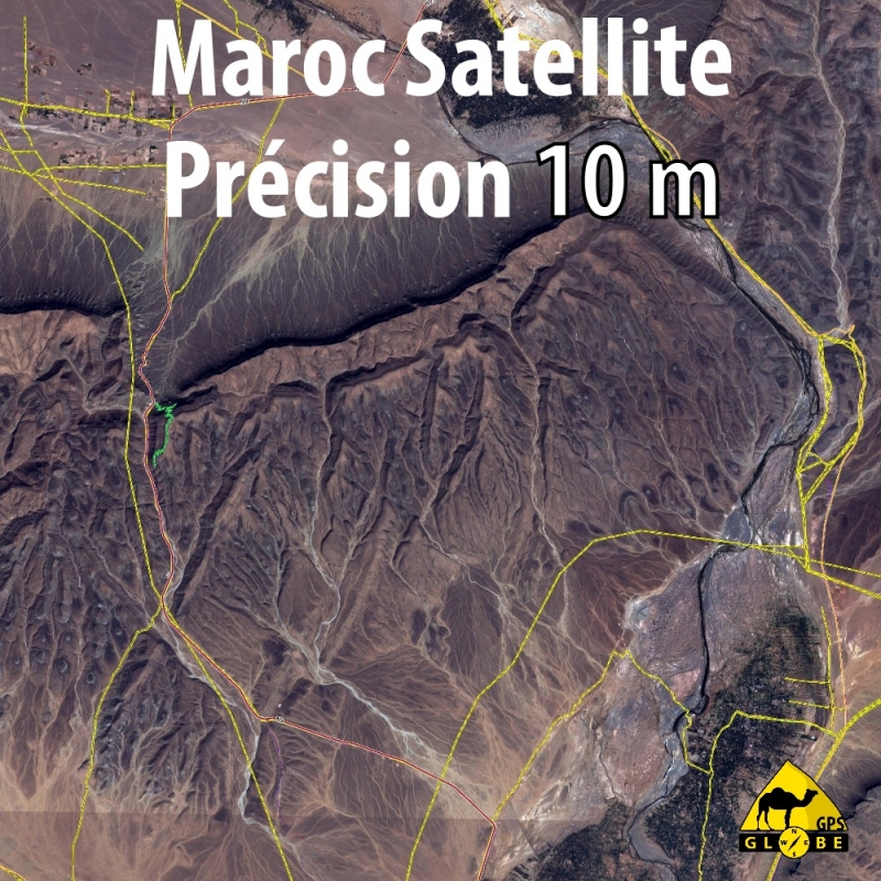 Maroc SAT - Précision 10 m