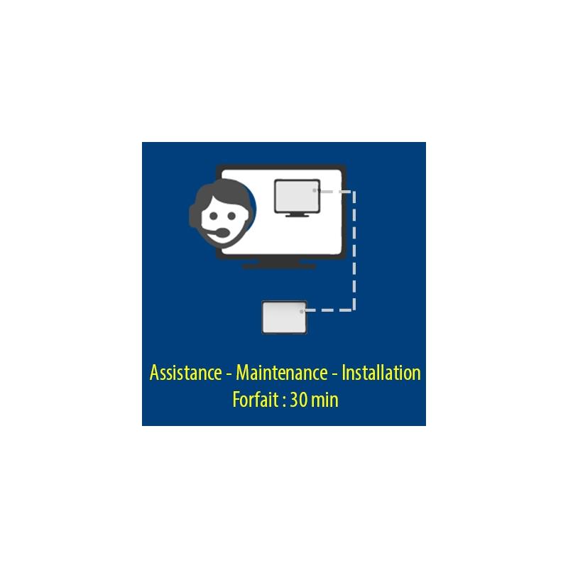Maintenance - assistance - installation