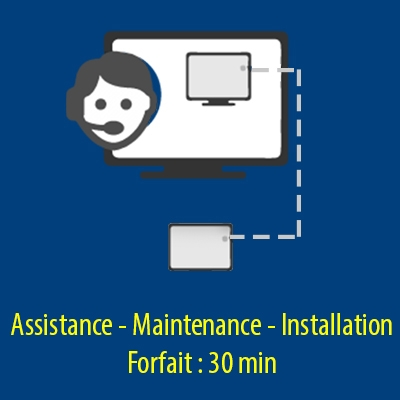 Maintenance SAV - Forfait 30Min