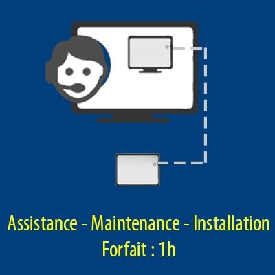 Maintenance SAV - Forfait 1h
