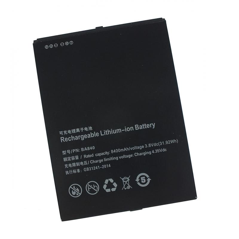 Batterie interne additionnelle - Tablette X8 4G