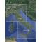 Italie Nord - X-Ray Globe - 1 : 30 000 TOPO Relief