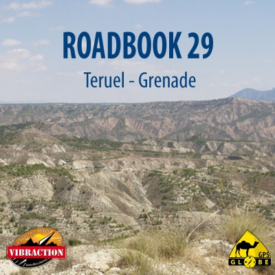 RB 29 - Teruel à Grenade - Vibraction