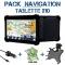 Tablette X10A Pack Navigation