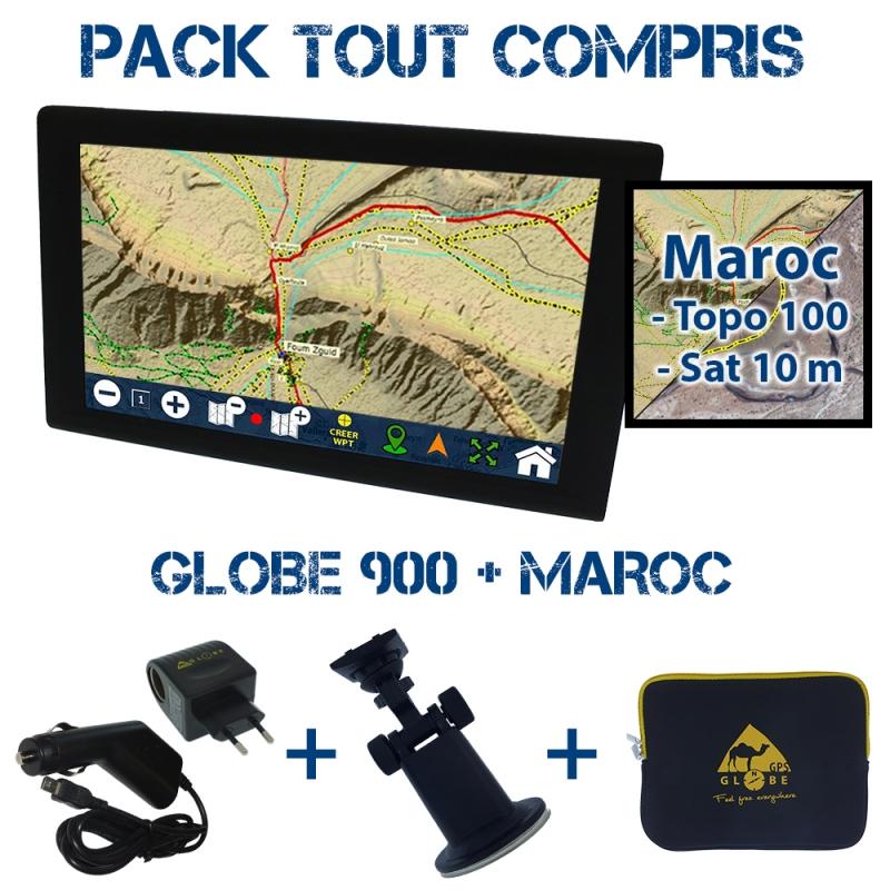 Pack Tout Compris Globe 900 + Maroc