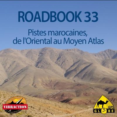 RB 33 - Maroc de l'Oriental au Moyen Atlas - Vibraction