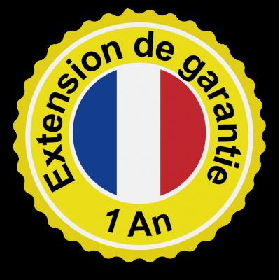 Extention de garantie - 1 an