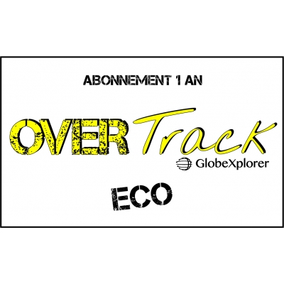 OverTrack Abonnement 1 an