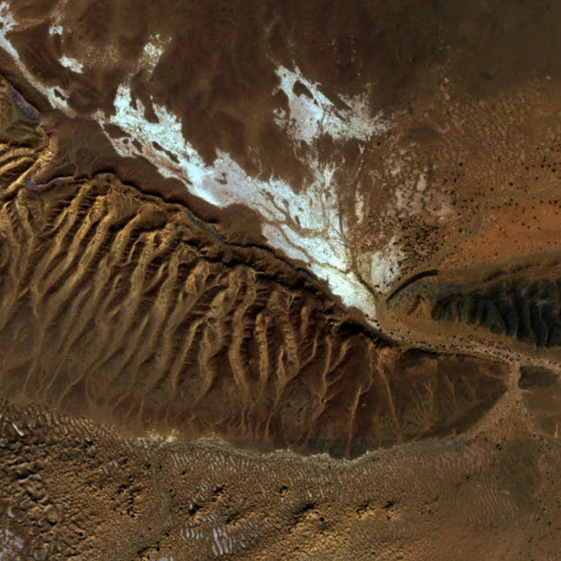 Maroc SAT 1:25 000 - Précision 5 m